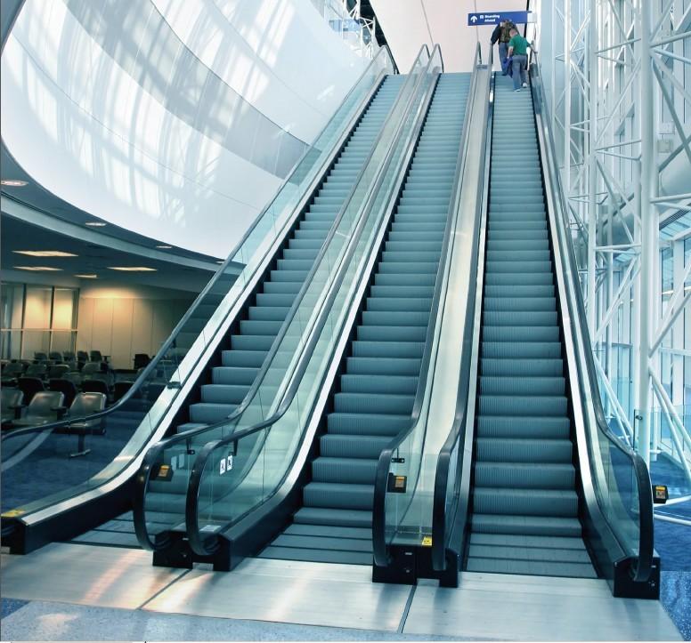 Lift escalator guard tech group for Indoor elevator