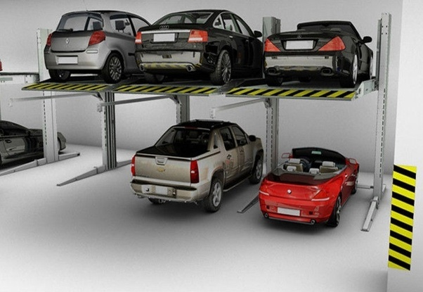 Car Stackers 1